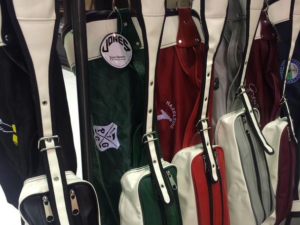 Jones Golf Bags